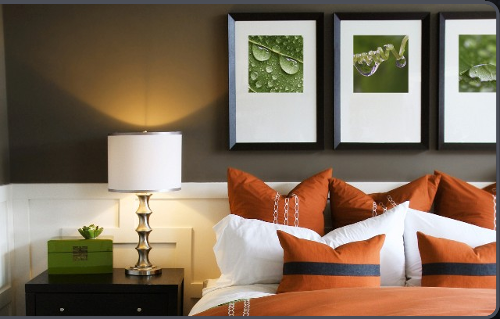 Hotel art and mirror installation services